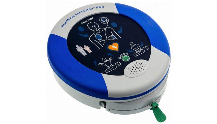 Defibrillatore Samaritan Pad 350P Heatsine 2