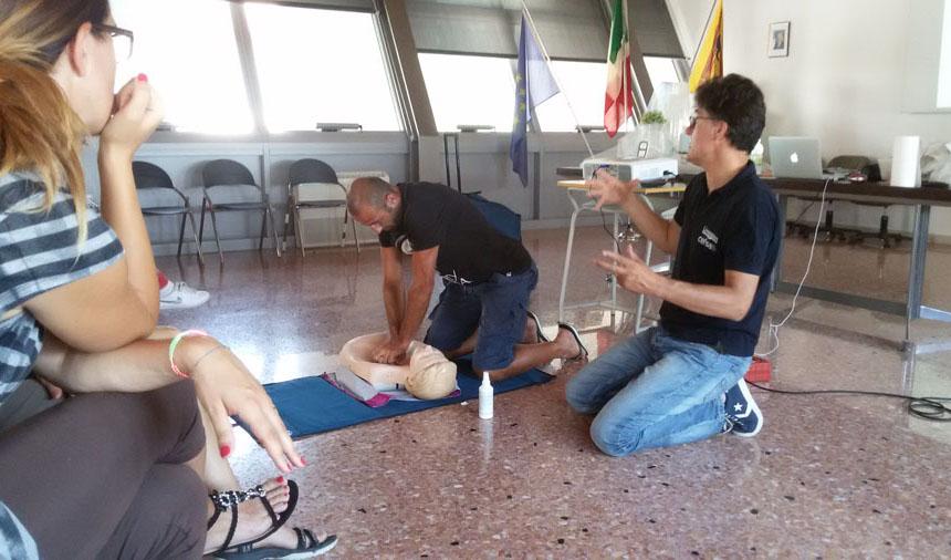 corso blsd vendita defibrillatore treviso 2