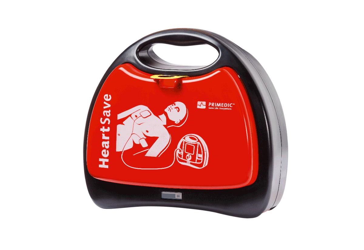 defibrillatore primedic HeartSave AED 1