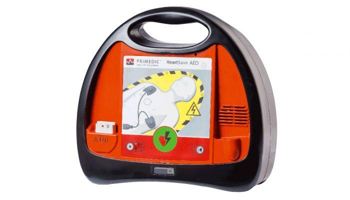 defibrillatore primedic HeartSave Aed 2