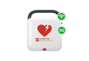 Defibrillatore Lifepak CR2 Wi-Fi e 3G